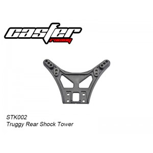 STK002 Truggy  Rear Shock Tower