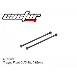 STK003  Truggy Front CVD Shaft  92 mm