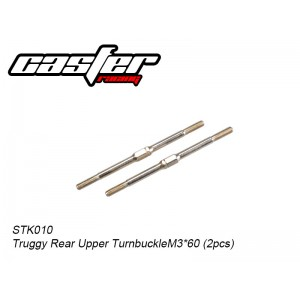 STK010 Truggy Rear Upper TurnbuckleM3*60 (2 pcs)