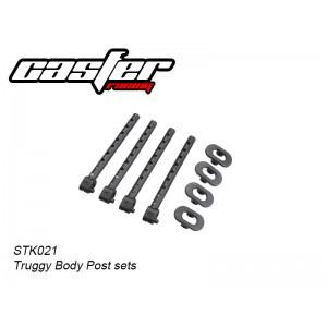 STK021  Truggy Body Post sets