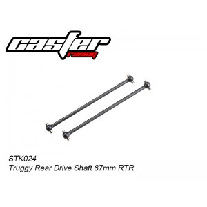 STK024  Truggy Rear Drive Shaft 87mm RTR