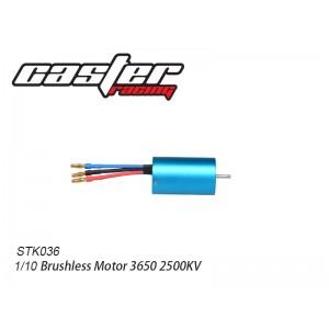 STK036 Brushless Motor 3650 2500kv