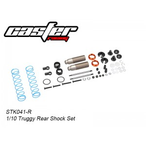 STK041-R  1/10 Truggy Rear Shock Set