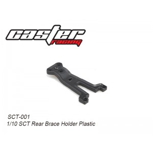 SCT-001  1/10 SCT Rear Brace Holder Plastic
