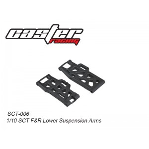 SCT-006  1/10 SCT  F&R Lower Suspension Arms