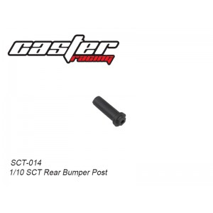 SCT-014  1/10 SCT Rear Bumper Post