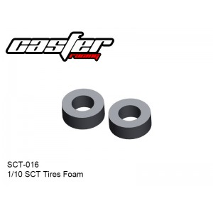 SCT-016  1/10 SCT Tires Foam