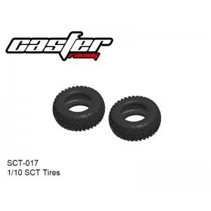 SCT-017  1/10 SCT Tires