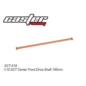 SCT-019  1/10 SCT Center Front Drive Shaft 185mm