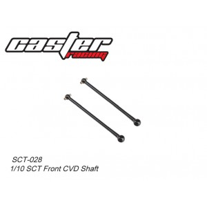 SCT-028  1/10 SCT Front CVD Shaft