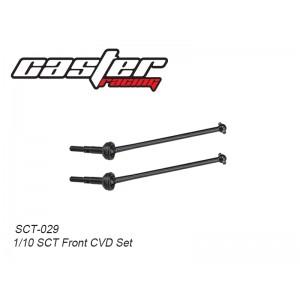 SCT-029  1/10 SCT Front CVD Set
