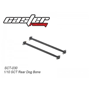 SCT-030  1/10 SCT Rear Dog Bone