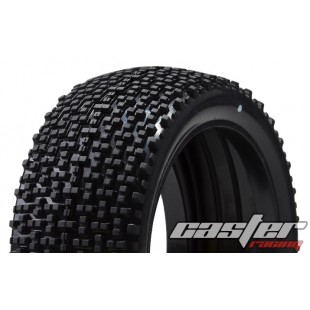 CR5-003-A27  1/8 Buggy Racing Tires X Soft-A27