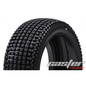 CR5-004-P27  1/8 Buggy Racing Tires X Soft-P27