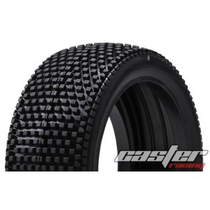 CR5-005-P27  1/8 Buggy Racing Tires X Soft-P27