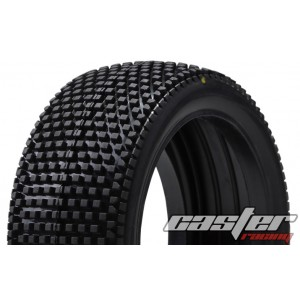 CR5-005-P35  1/8 Buggy Racing Tires Medium-P35