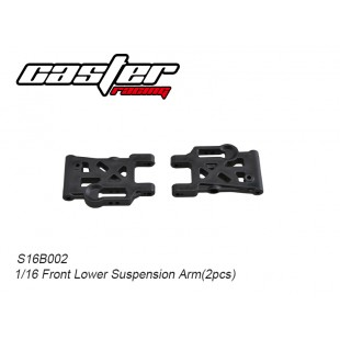 S16B002  Front Lower Suspension Arm (2pcs)