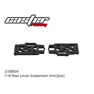 S16B004  Rear Lower Suspension Arm(2pcs)