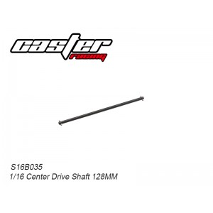 S16B035 Center Drive Shaft 128MM