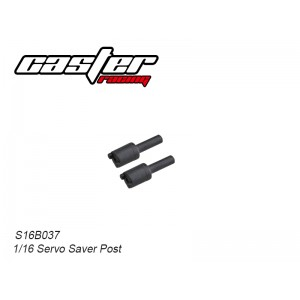S16B037  Servo Saver Post