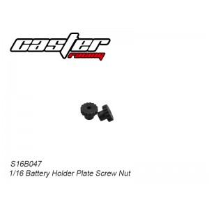 S16B047  Battery Holder Plate Screw Nut