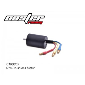 S16B055  1/16 Brushless Motor