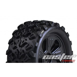 S16T043  1/16 Truggy Tire Full Set-Cymogene 4PCS