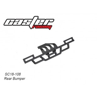 SC18-108  Rear Bumper