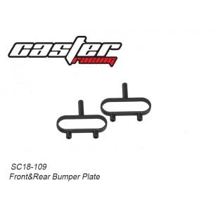 SC18-109  Front&Rear Bumper Plate