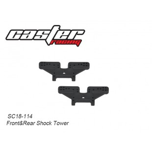 SC18-114  Front&Rear Shock Tower