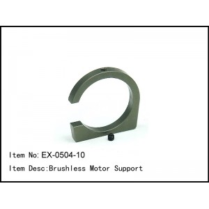 EX-0504-10  Brushless Motor Support Φ36mm