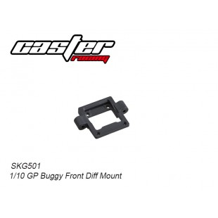 SKG501 1/10 GP Buggy Front Diff Mount