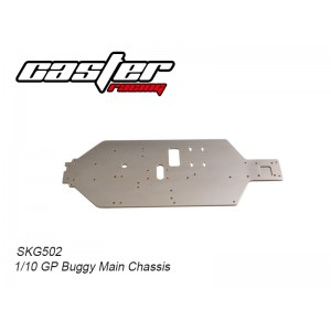 SKG502  1/10 GP Buggy Main Chassis
