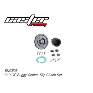 SKG505 1/10 GP Buggy Center Differential Complete