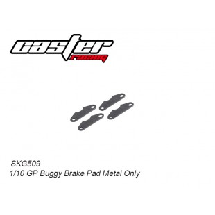 SKG509  1/10 GP Buggy Brake Pad Metal Only
