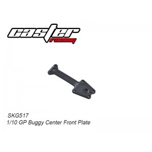 SKG517  1/10 GP Buggy Center Front Plate