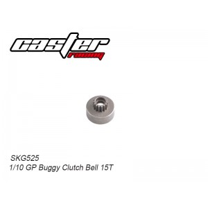 SKG525  1/10 GP Buggy Clutch Bell 15T