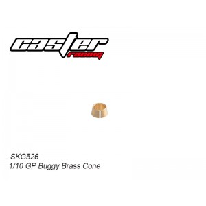 SKG526   1/10 GP Buggy Brass Cone