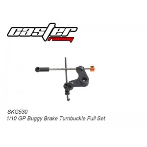 SKG530  1/10 GP Buggy Brake Turnbuckle Full Set