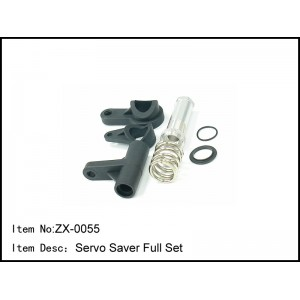 ZX-0055  Servo Saver Full Set