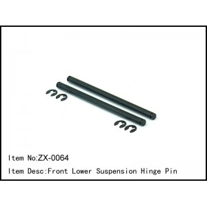 ZX-0064  Front Lower Suspension Hinge Pin