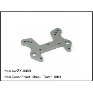 ZX-0069  Front Shock Tower 6061