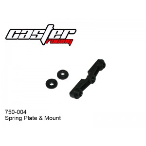 750-004 Spring Plate & Mount