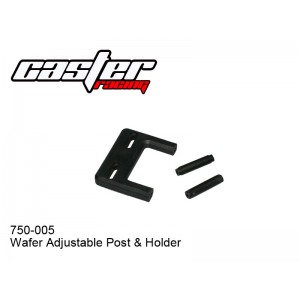 750-005 Wafer Adjustable Post & Holder