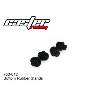 750-012  Bottom Rubber Stands