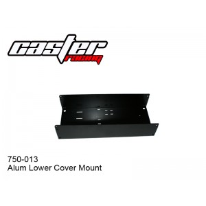 750-013 Alum Lower Cover Mount