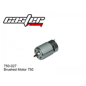 750-027  Brushed Motor750