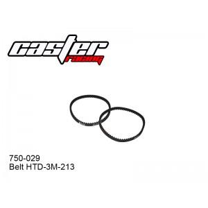 750-029  Belt HTD-3M-213