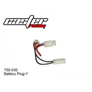 750-030  Battery Plug-Y