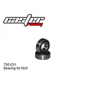 750-031 Bearing 8x16x5